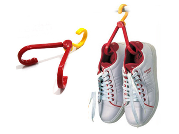 BO雜貨【SV6178】日式創意折合式多功能掛鉤 創意旅行掛鉤 創意衣架鉤 鞋鉤 曬衣
