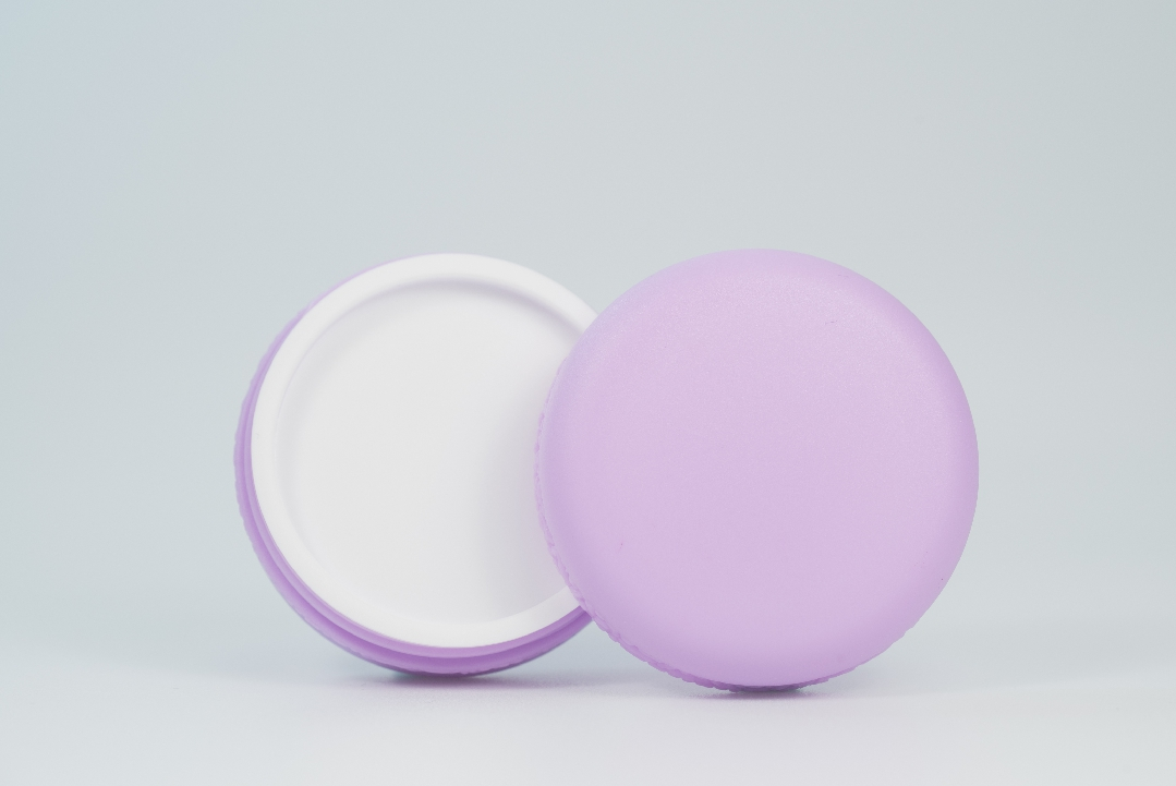 MEKO 繽紛馬卡龍空罐 (芋頭紫) 2370004