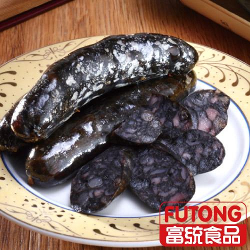 【富統食品】烤肉趣 - 墨魚香腸 (250g/包;5條入)