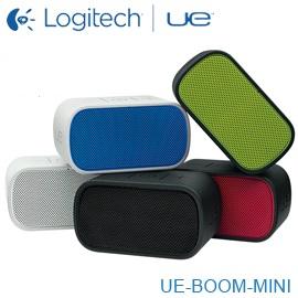 羅技Logitech UE Ultimate Ears UE Mini BOOM 無線藍牙喇叭 支援 NFC 可多個藍牙裝置配對 同時連接兩台享受雙聲道