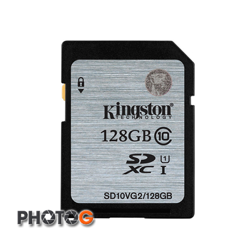 金士頓 KingSton 128GB 128G SDXC Class 10 記憶卡 ( SDX10VG2/128GB SD10VG2 , 終身保固) 非 SDHC