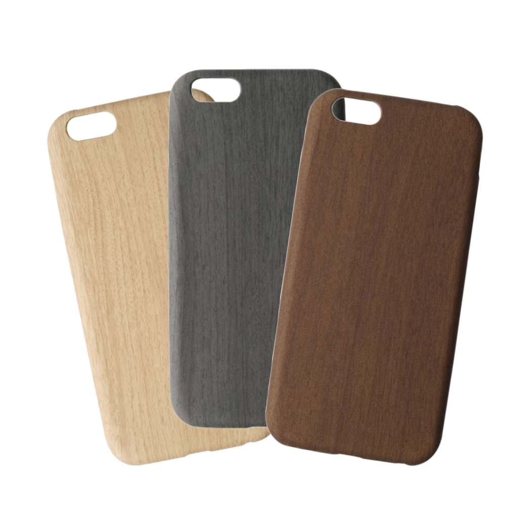 JTL  iPhone 6 / 6S  (4.7吋) 經典木紋保護套【葳豐數位商城】