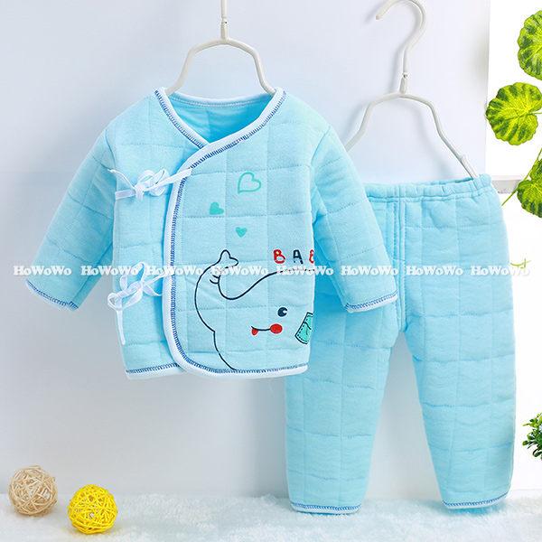 長袖套裝 新生兒肚衣套裝 嬰兒內衣套裝 ZH10428