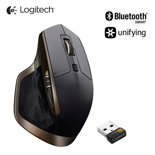 Logitech羅技 MX MASTER 旗艦版無線滑鼠 獨特拇指滾輪
