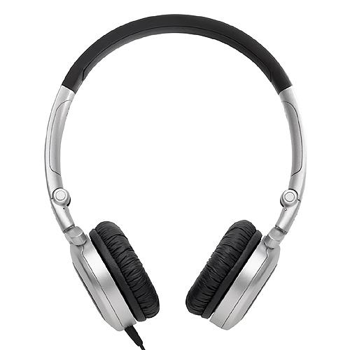 志達電子 K430 AKG 折疊式耳罩式耳機(愛科公司貨,銀黑,可試聽)