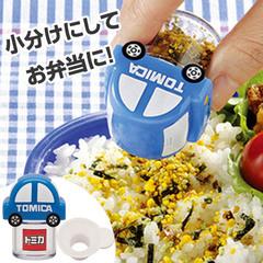 『日本代購品』多美車造型香鬆罐 調味罐 附漏斗