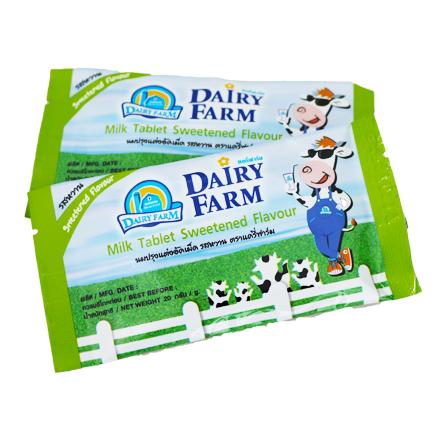 【敵富朗超巿】泰瑞農場牛奶片 20g