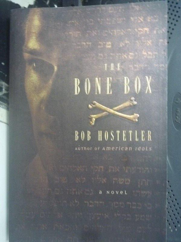 【書寶二手書T8/原文小說_LKQ】The Bone Boxvar_Bob Hostetler