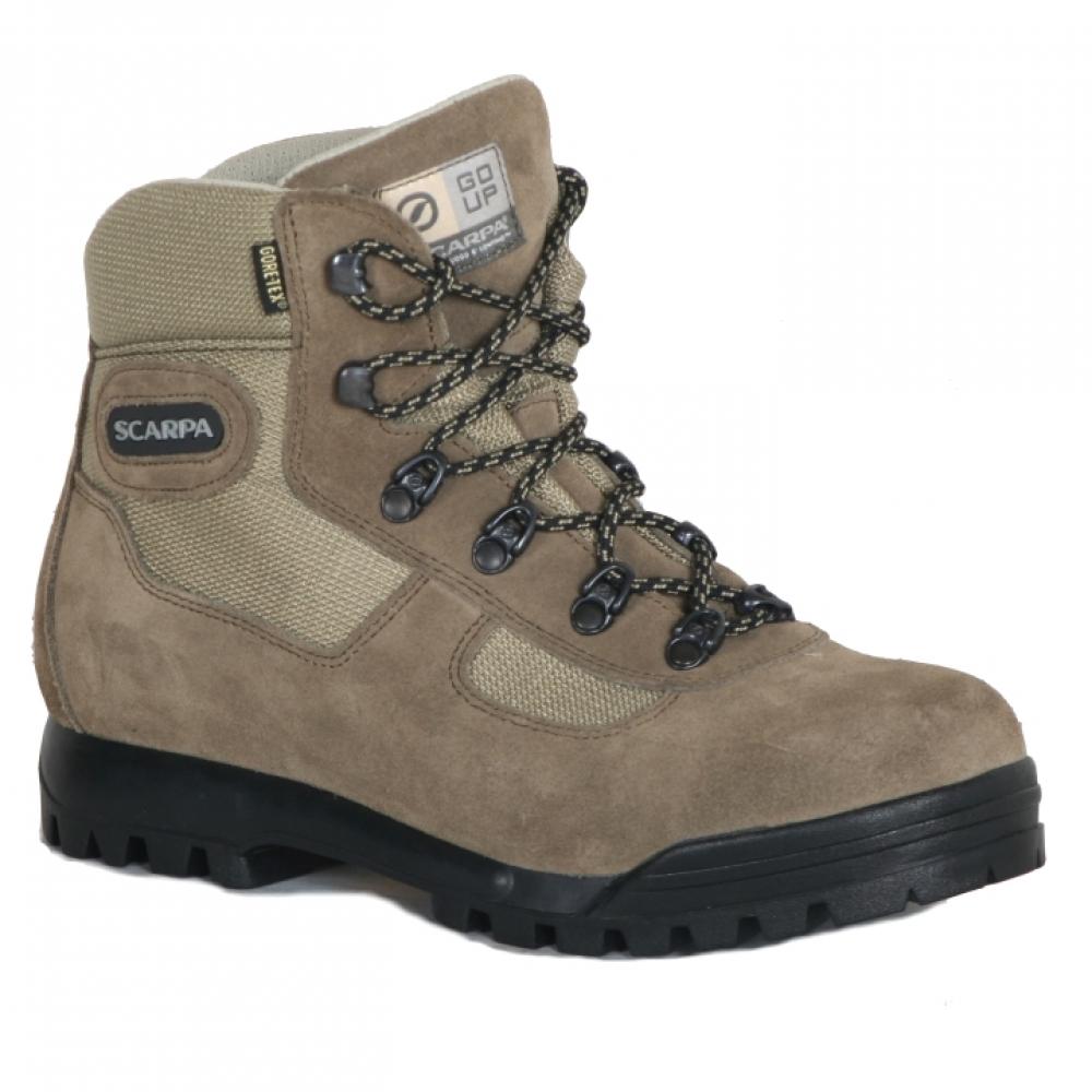 ├登山樂┤義大利Scarpa LITE TREK GORE-TEX 60023高筒登山鞋 棕 #SP60023