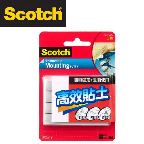 3M  860   Scotch  高效貼土-57.6g / 卡