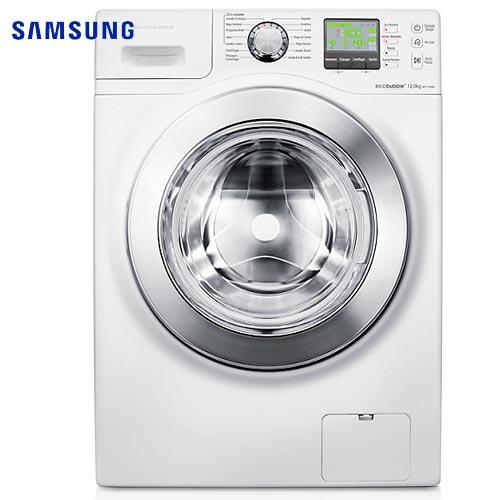 Samsung 三星 WF1124XBC/XTW 12KG  魔力泡泡淨系列 滾筒洗衣機