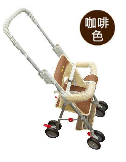 Mother's Love 便利型透氣布機車椅推車 二色