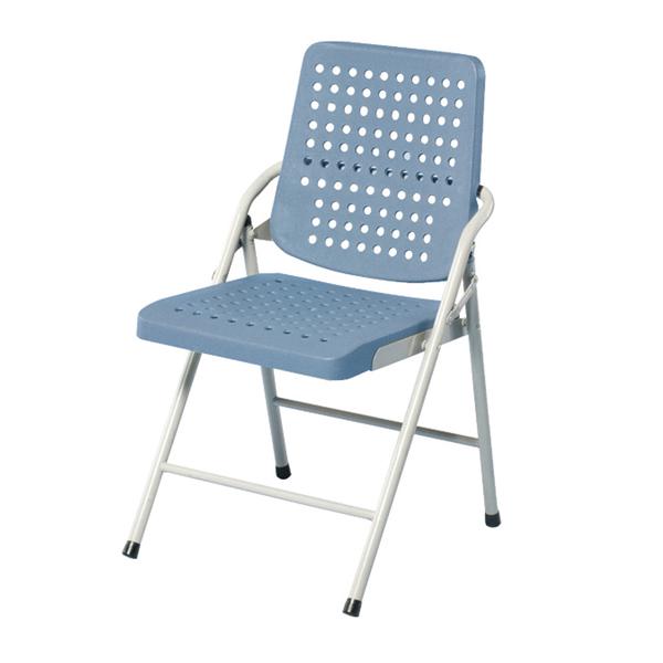 【 IS空間美學】塑膠烤漆白宮椅 2013-B-191-6