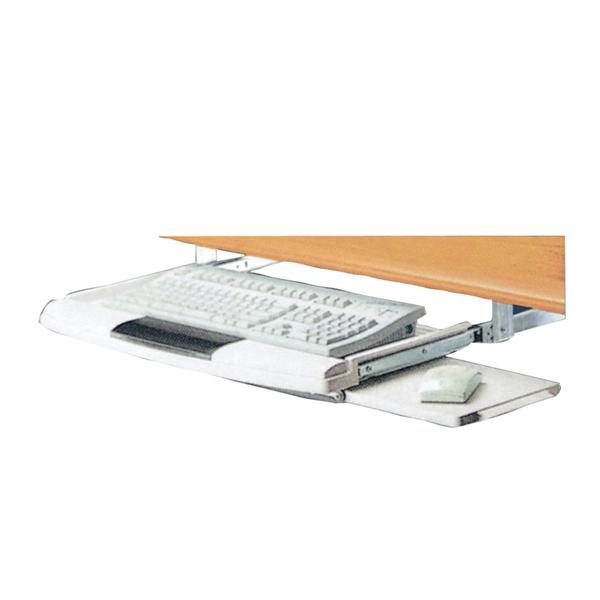 【IS空間美學】ABS塑鋼鍵盤 + 滑鼠板  2013-B-95-13