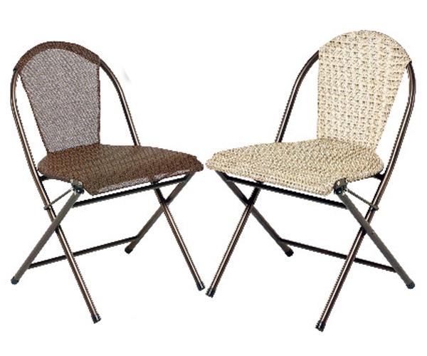 【 IS空間美學 】網布折合休閒折合椅
