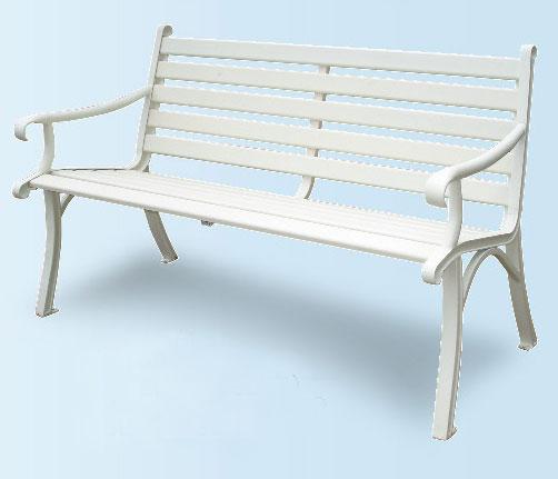 【 IS空間美學 】鋁合金公園椅