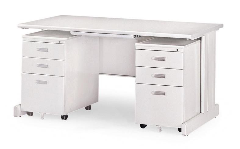 【 IS空間美學 】HU150 主管桌組(附ABS中抽)