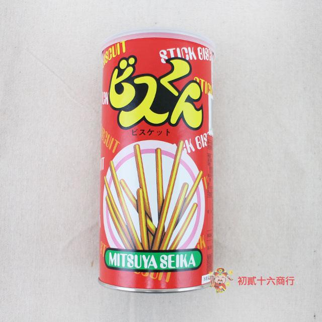 【0216零食會社】三矢-香酥棒罐200g
