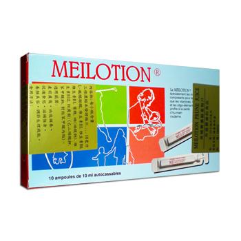 美補樂濃縮棗梅汁【10毫升*10支】*1盒
