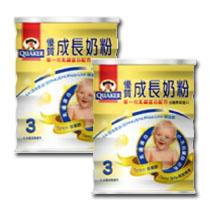 桂格優質成長奶粉-乳鐵蛋白配方【1500公克裝】*1罐