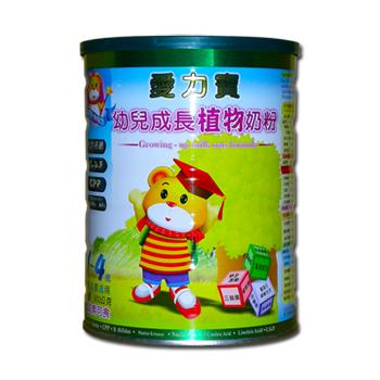 愛力寳幼兒成長植物奶粉【900公克裝】*1罐