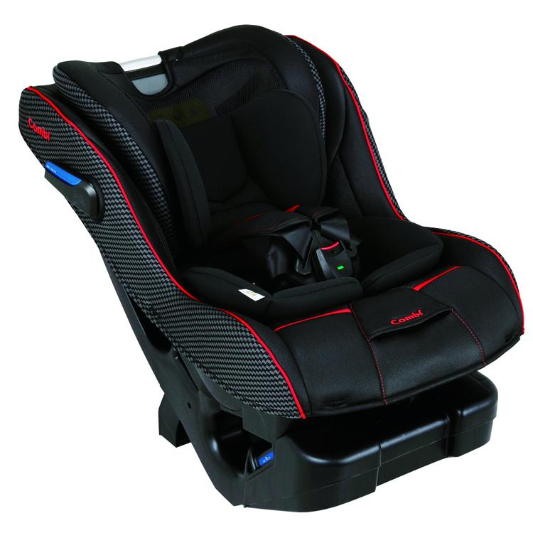 *加贈Combi消毒鍋* Combi康貝 - New Prim Long EG 0-7歲汽車安全座椅(汽座) -羅馬黑