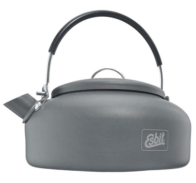 【鄉野情戶外用品店】 Esbit |德國|  WK陽極硬鋁水壺/煮水壺 鋁鍋/WK600HA 【容量0.6L】