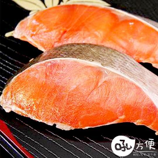 【吼方便】北大西洋薄鹽鱒鮭切片300g/包