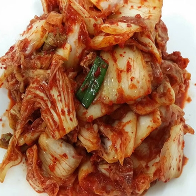 [鮮味家手工水餃] 韓國泡菜|團購美食