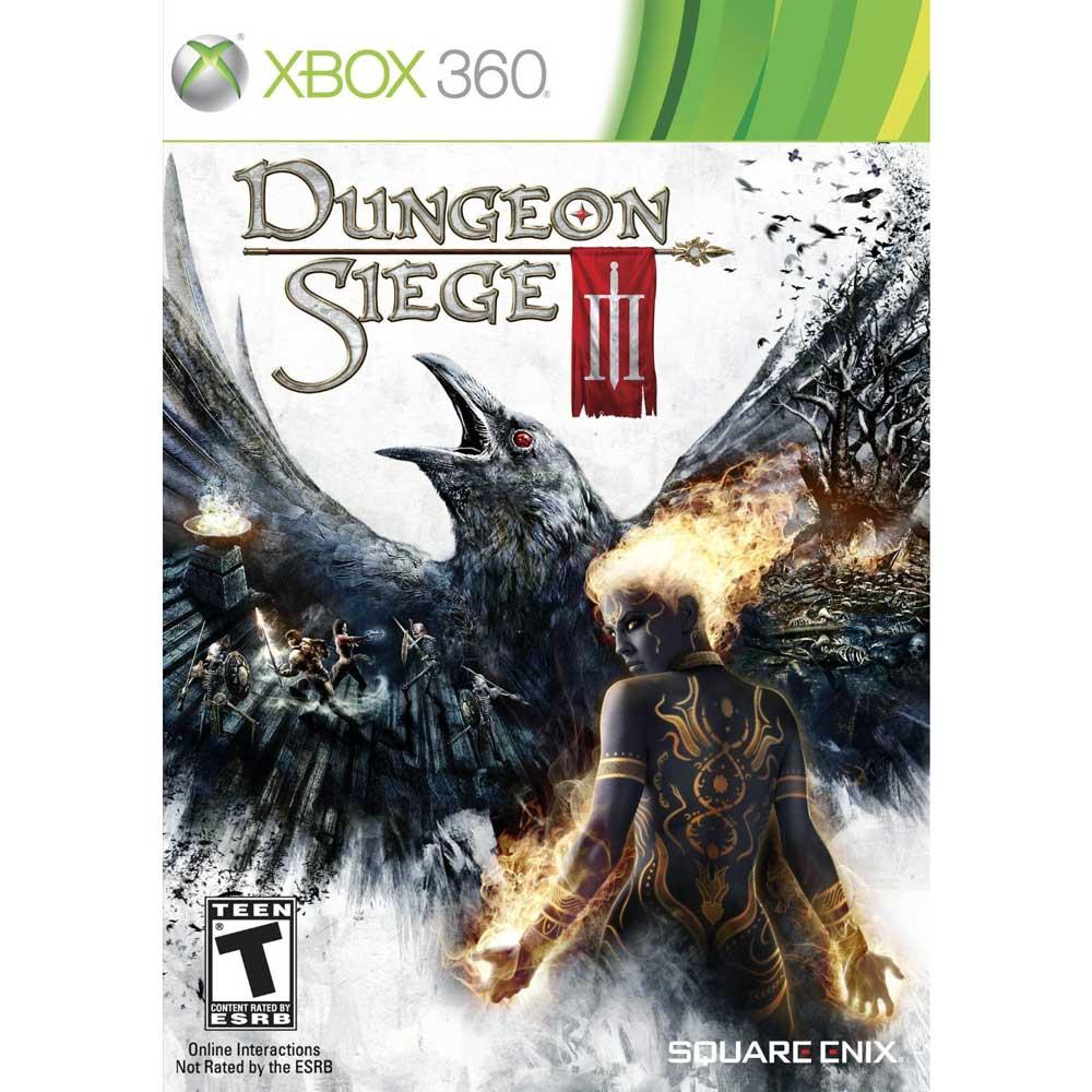 (現貨二手) XBOX360 末日危城3 英文美版 DUNGEON SIEGE III 支援XBOX ONE主機