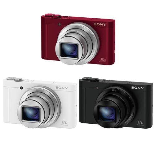 [Sony Store] DSC-WX500