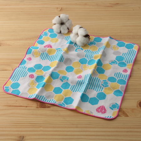 taoru 日本毛巾 和的風物詩_一克拉 30*30 cm (仕女手巾 紗布毛巾 好日子)
