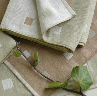 【taoru】三重奏系列-日本有機棉 童巾、手巾/25x25 cm 天然、無毒、環保、節能減碳的有機棉毛巾