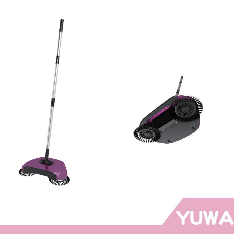 RH shop 超紅熱銷 YUWA手推式掃地機