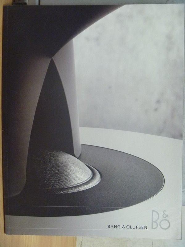 【書寶二手書T9/設計_ZHN】Bang & Olufsen_2004/2005
