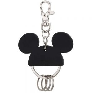 【禾宜精品】米奇 鑰匙圈 黑 WD-335 Mickey Black Key chain NAPOLEX