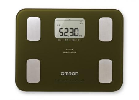 OMRON歐姆龍體脂肪計HBF-251,限量加贈歐姆龍專用提袋