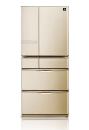 SHARP 夏普 SJ-XF56AT-T , SJ-XF56AT 六門環保冰箱 (560L) ~日本原裝進口~ 【零利率】※熱線07-7428010
