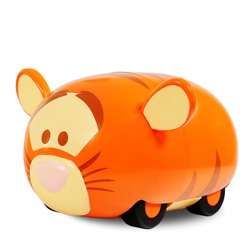 Tsum Tsum 變速旋風車系列-跳跳虎/ Tsum Tsum Spin Car/ 迴力車/ 迪士尼/ 展示盒/ 伯寶行