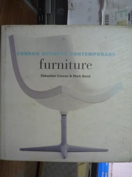 【書寶二手書T2/設計_QXV】Conran Octopus Basics:Furniture