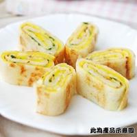 【金品】芝麻加蔥蛋餅皮(68g/片)