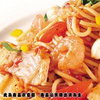 【金品】西西里乳酪蕃茄海鮮麵(410g)