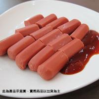【富統】鐵板熱狗(50支)
