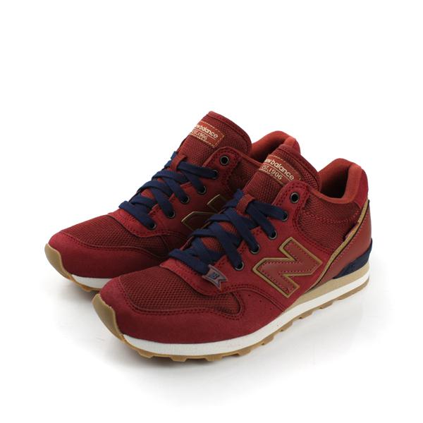 NEW BALANCE 996系列 休閒鞋 紅 女款 no880