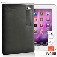 EVOUNI-V33-0GY輕  奈米皮套 iPad2/3/4 灰 iPad Air