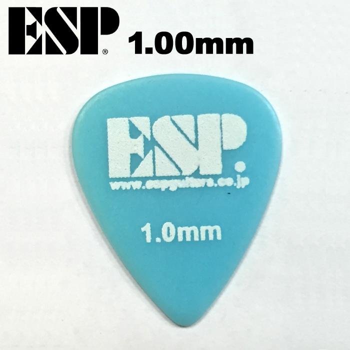 【非凡樂器】ESP 頂級防滑Pick【1.00mm】B