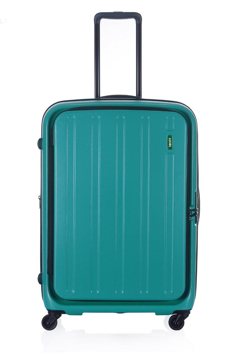 【加賀皮件】CROWN 皇冠 LOJEL 防盜拉鍊 霧面 前開 多色 可擴充加大 29吋 旅行箱 行李箱 C-F1398