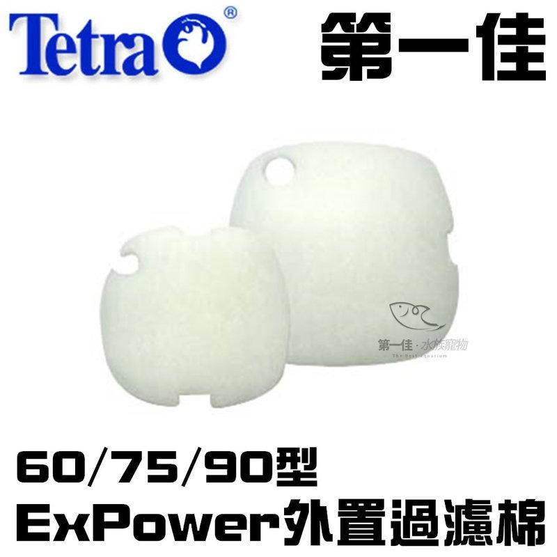 [第一佳水族寵物] 德國Tetra德彩 ExPower外置過濾棉(三片入)60/75/90型 TF01