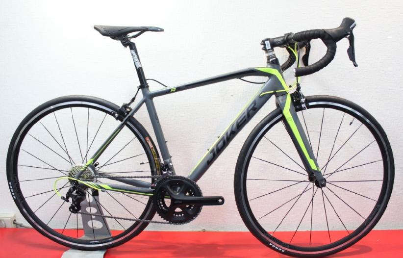 【7號公園自行車】JOKER 傑克牌 105入門款鋁合金公路車 羅馬灰
