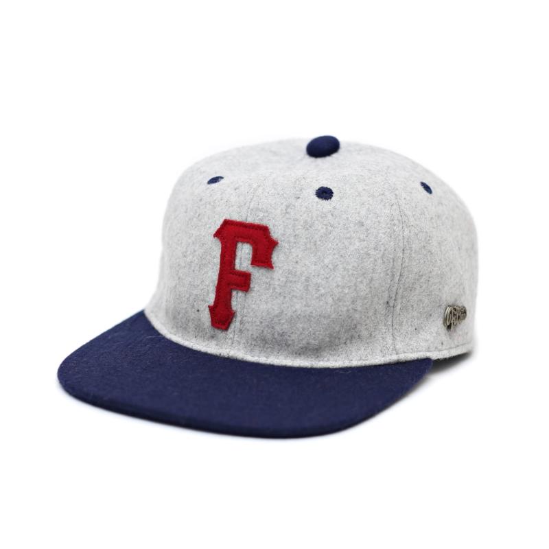 ►法西歐_桃園◄ Filter017 Letter F Woolen Baseball Cap 字母 毛呢 混紡羊毛料 素色 灰 深藍 皮帶扣 棒球帽